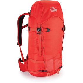 Lowe Alpine Peak Ascent 42 reppu Miehet, haute red